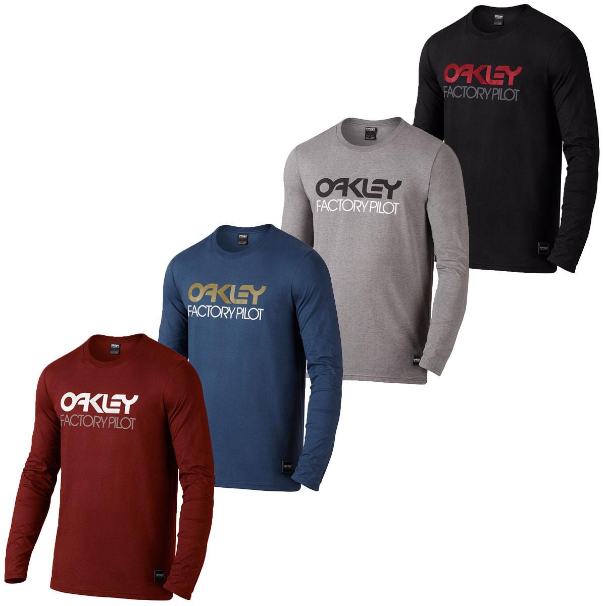 Oakley Kitchen Sink Backpack Sale Oakley Mens Long Sleeve T Shirts   www.panaust.com.au