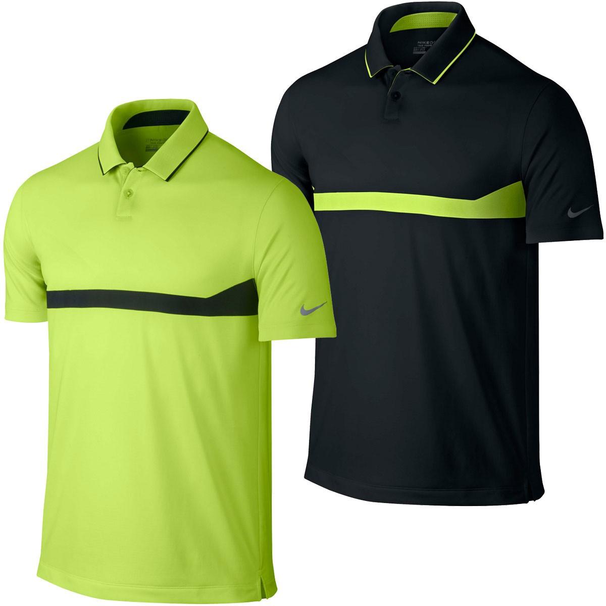 Nike golf mens major moment ace polo shirt for Nike golf mens polo shirts