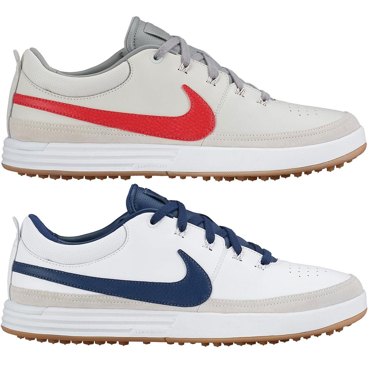 Nike Golf Shoes Lunar Spikeless Waterproof