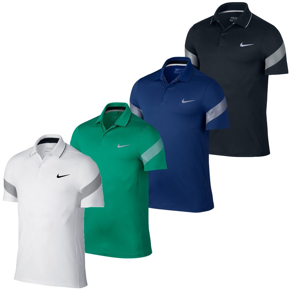 49d7f076803d6 Nike Golf Mens MM Fly Framing Commander Dri-FIT Polo Shirt - Nike ...