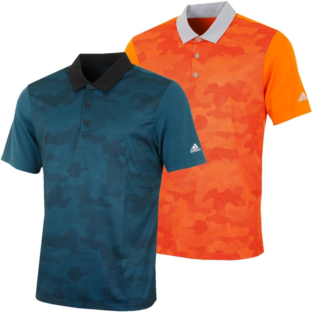 Adidas golf mens climacool camo polo shirt for Camo polo shirts for men