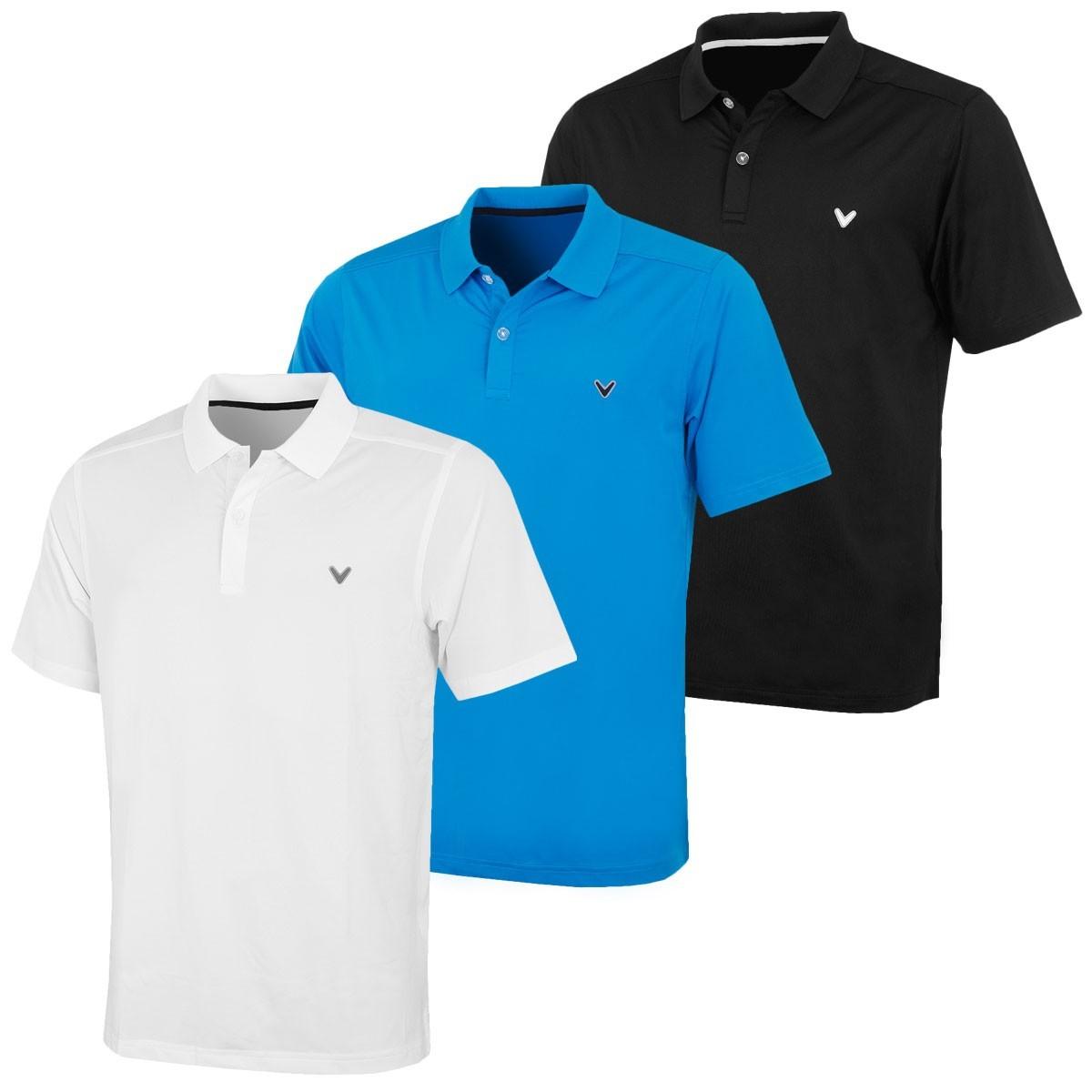 Callaway golf mens performance opti dri polo shirt golf for Personalised golf shirts uk