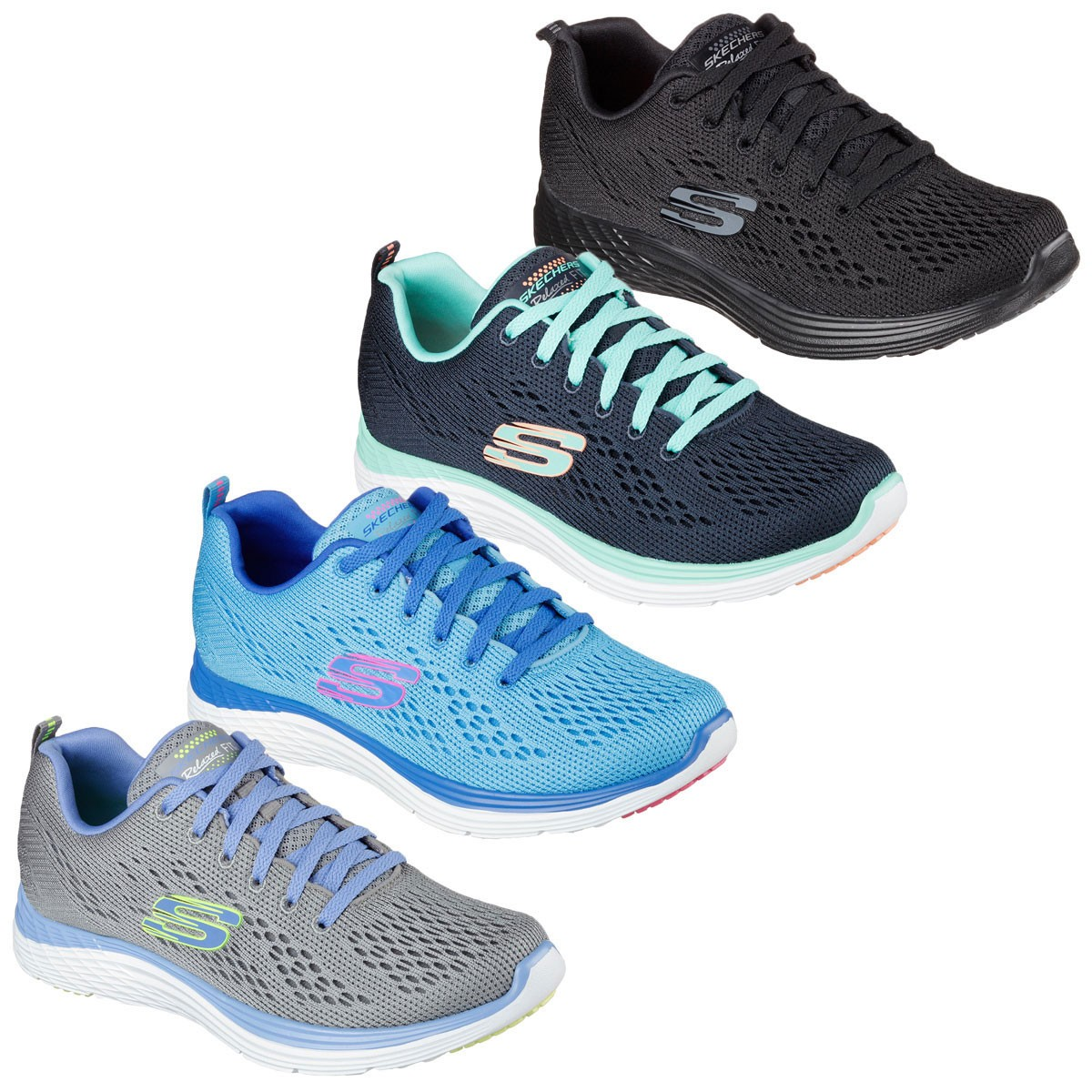 eaa3ad49f4ff Home · Women  Skechers Womens Valeris - Backstage Pass Running Shoes.    Back. 12221