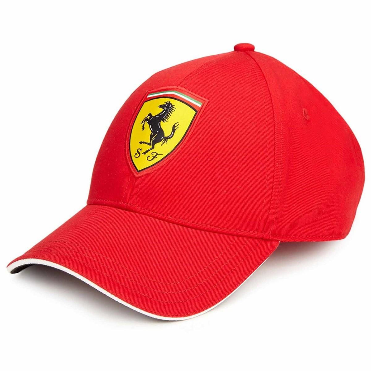 bc1f7837a2c ... Scuderia Ferrari Mens Adjustable Classic Cap.   Back. 130161094