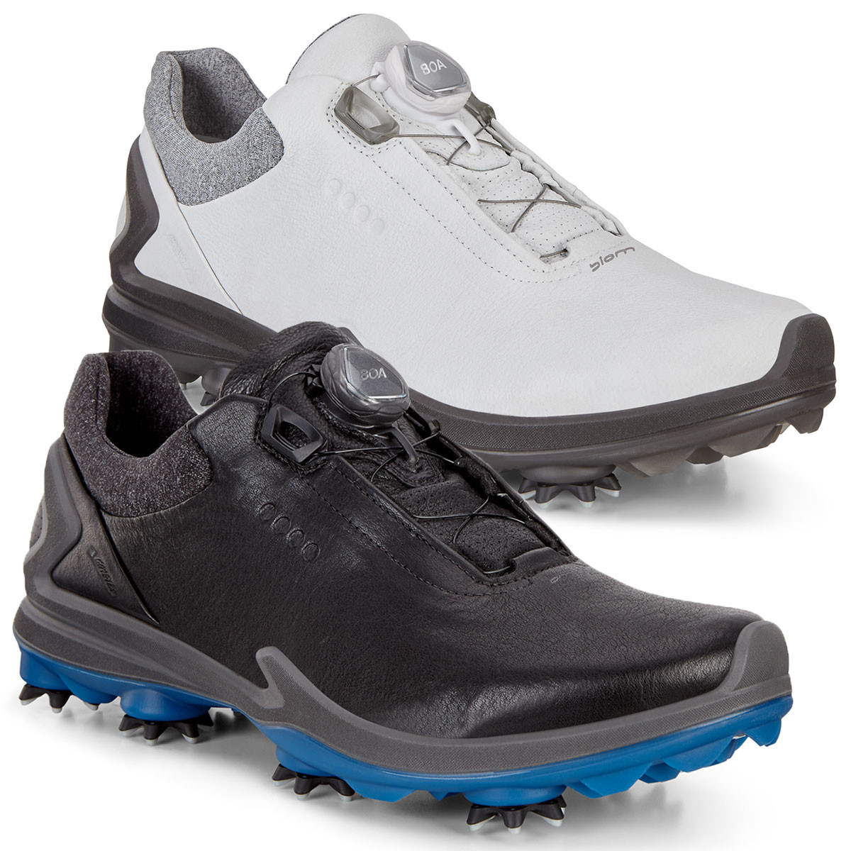 786271587ab3a ... Ecco Mens 2019 Biom Boa G3 Waterproof Breathable Leather Golf Shoes. <  Back. prev
