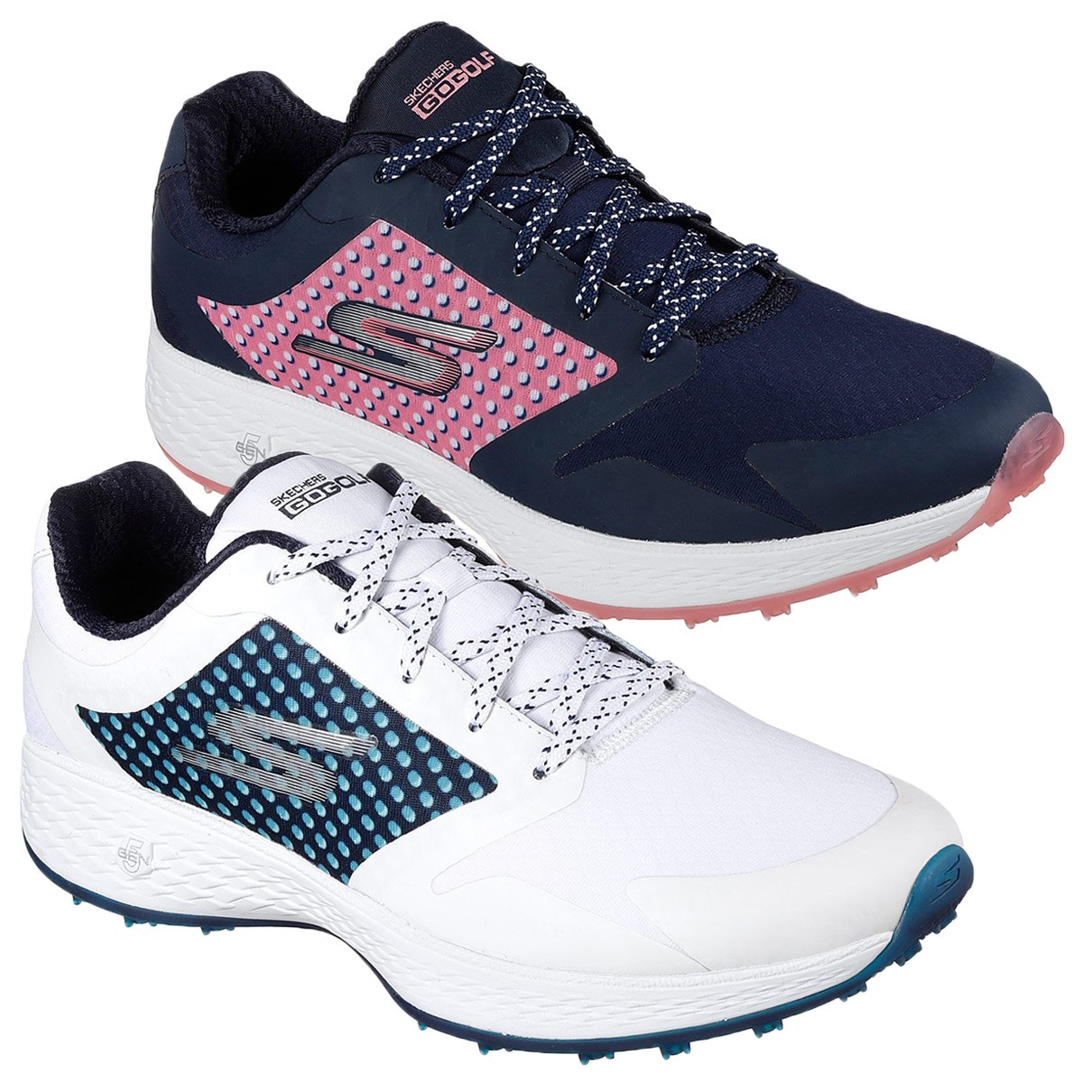 81c5ba60dc62 Skechers Golf Womens Go Eagle Lead Spikeless Waterproof Golf Shoes