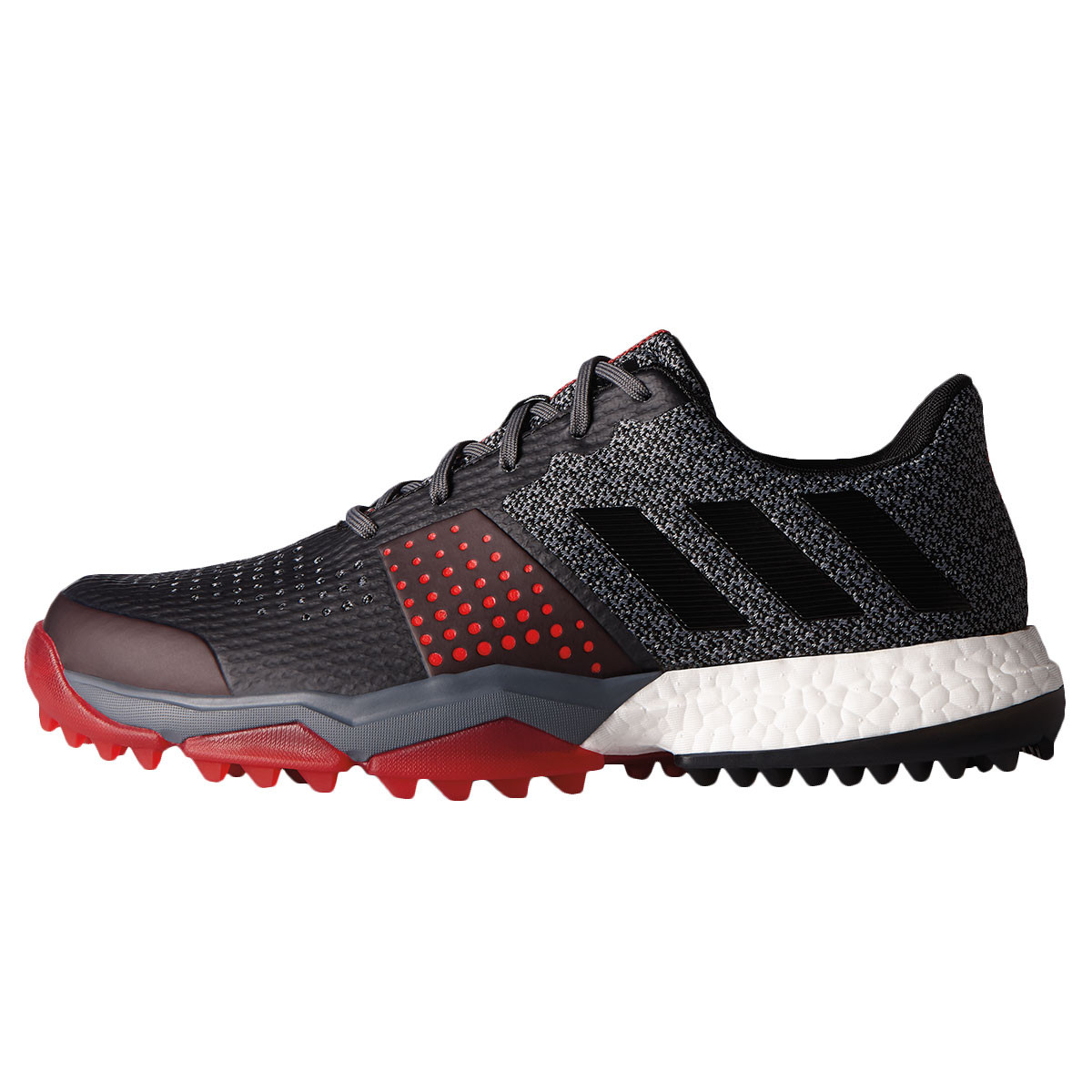Shopping > adidas mens adipower sport boost 3 golf shoes onix/core ...