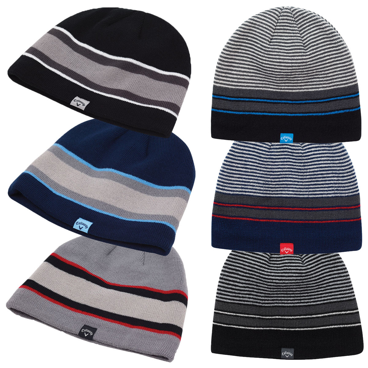 eed22ea3ec0 SHARE THIS ITEM WITH YOUR FRIENDS. Watch video Size Guide. Description   Technology  Reviews0. Description. The Callaway Golf Men s Winter Chill  Beanie Hat ...