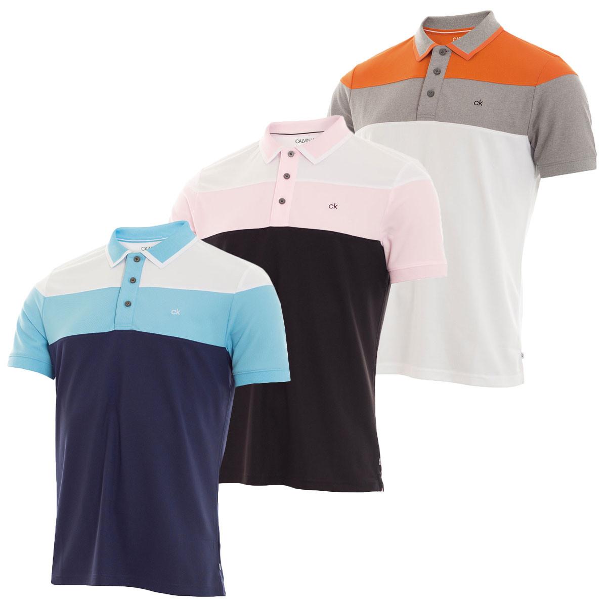 355c7c78 Calvin Klein Mens 2019 Arinox Polo Shirt