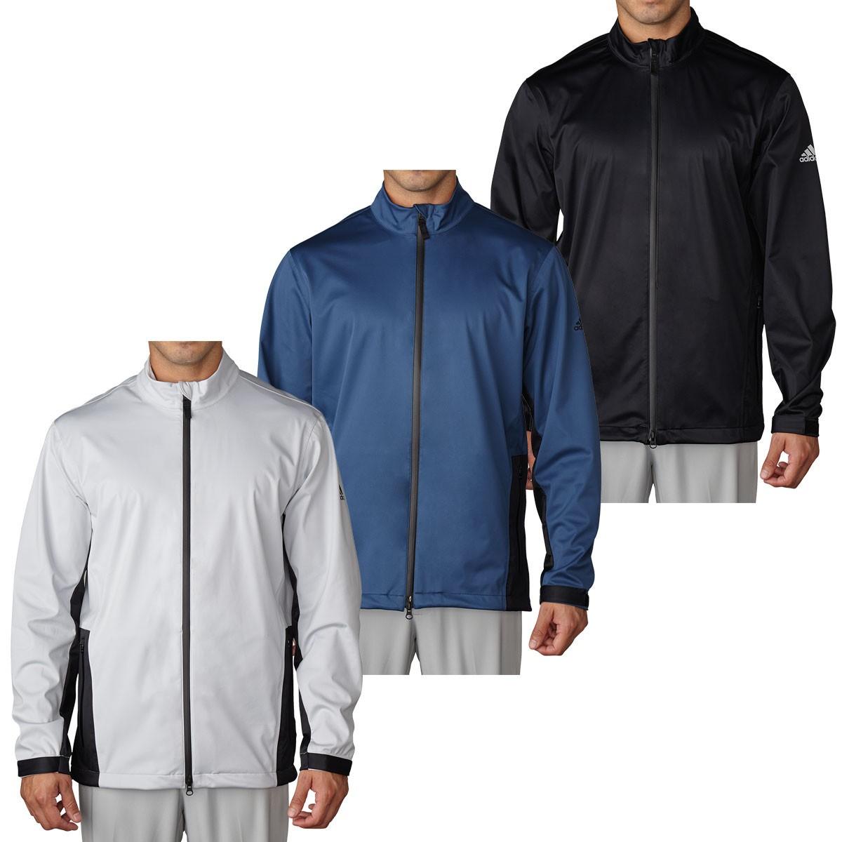 the best attitude 0c86c 702a7 ... adidas Golf Mens Waterproof climastorm Softshell Jacket.   Back.  TM5361F6