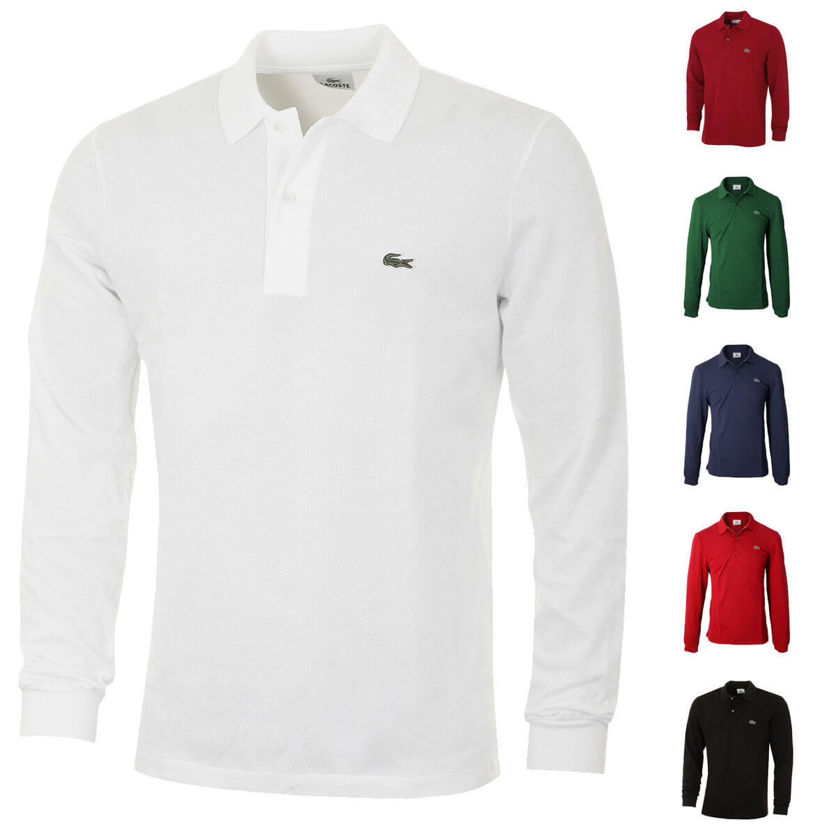 9744f02bcd4d SHARE THIS ITEM WITH YOUR FRIENDS. Watch video Size Guide. Description   Technology  Reviews0. Description. The Lacoste classic polo shirt ...