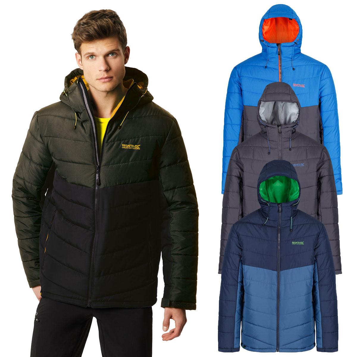 Regatta Womens//Ladies Nevado II Water Repellent Polyester Down Jacket