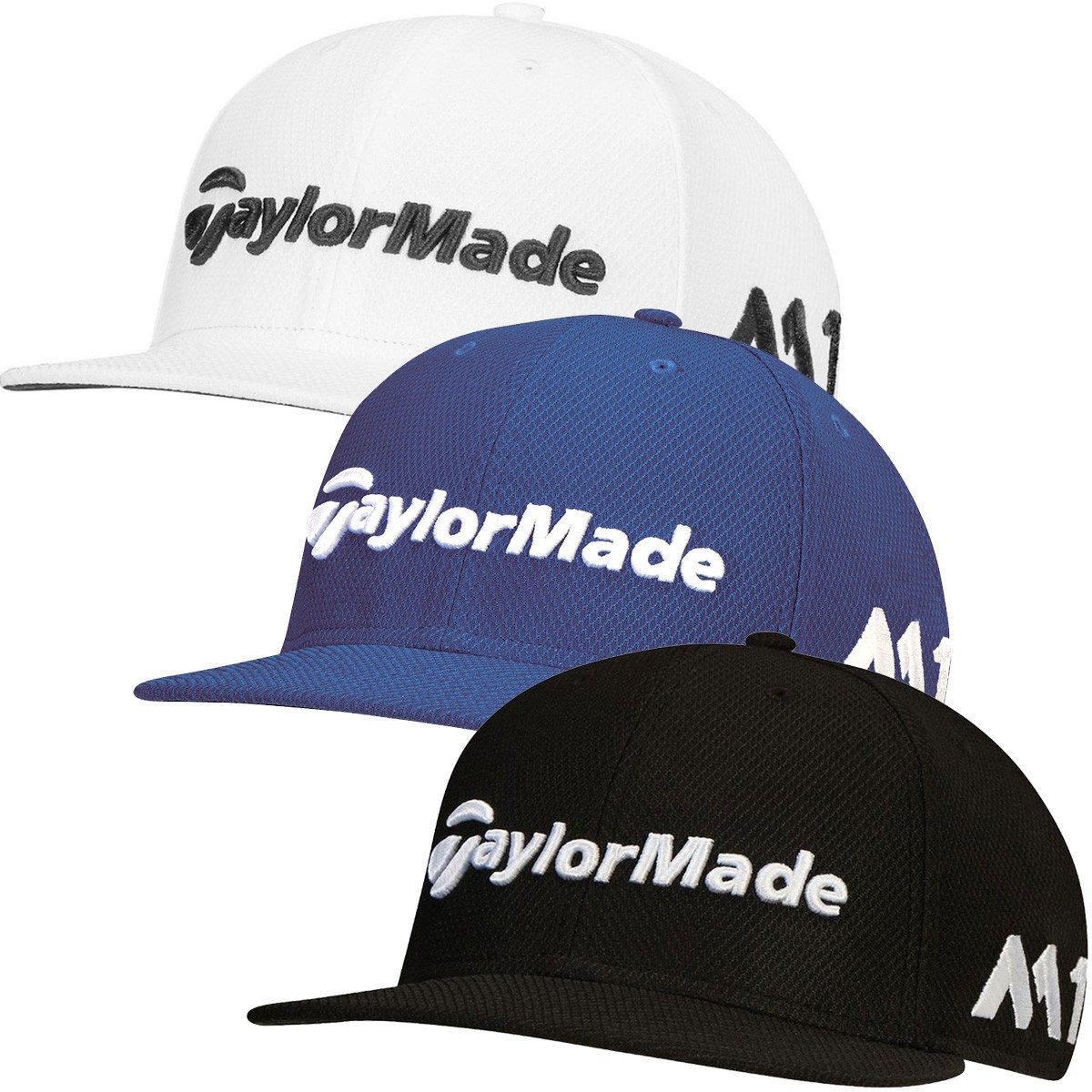 TaylorMade Golf Mens New Era Tour 9Fifty Snapback Cap f2e7fe379ca