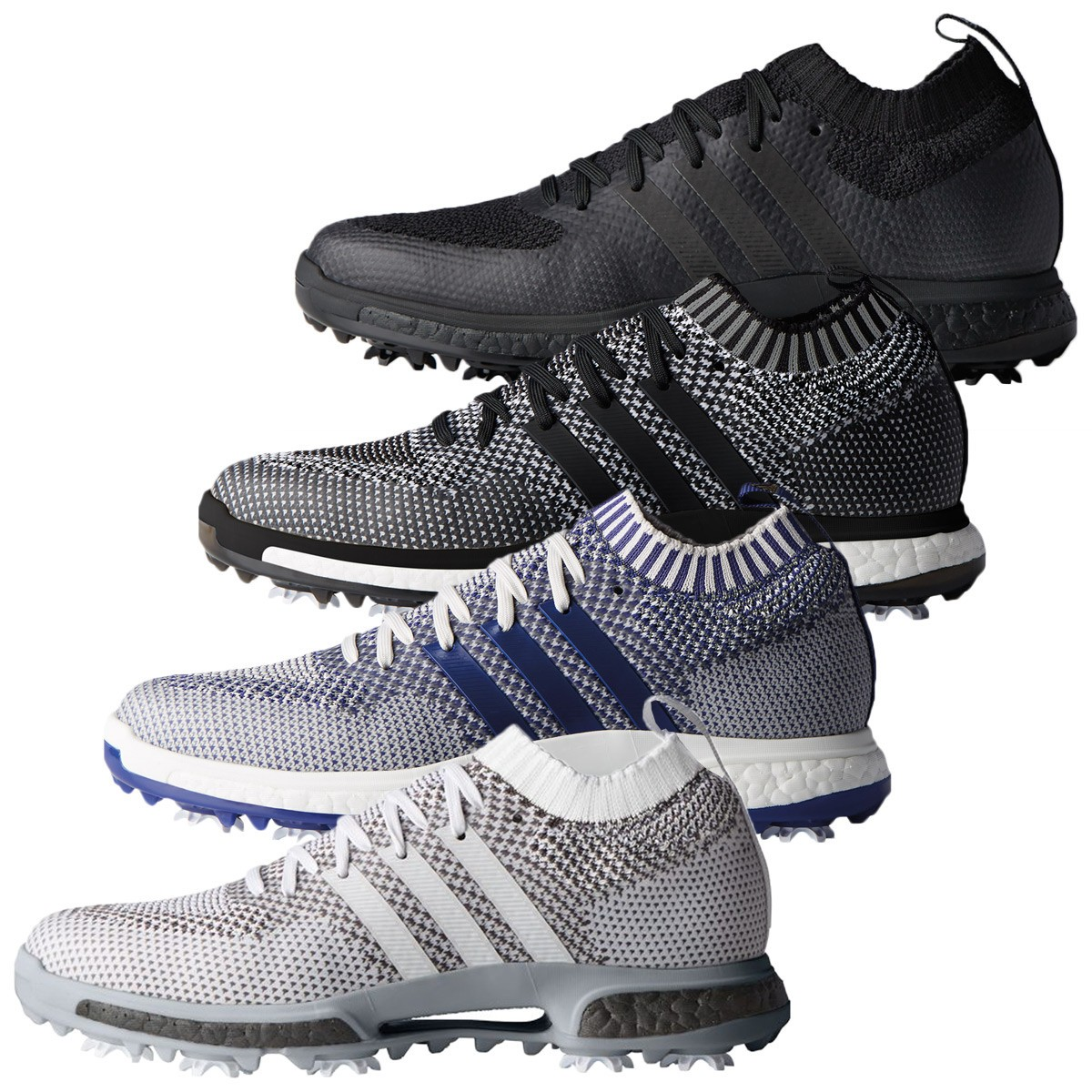 dddc86c5abde SHARE THIS ITEM WITH YOUR FRIENDS. Watch video Size Guide. Description   Technology  Reviews0. Description. The adidas Mens Tour360 Knit Golf Shoes  ...
