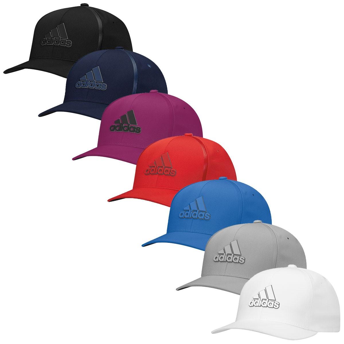 f9ab2ed037f ... adidas Golf Mens Tour Delta Textured Hat Cap.   Back. TRDELTATXT