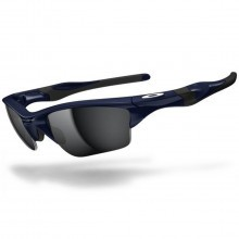 Oakley Sports Half Jacket 2.0 XL Sunglasses - Polished Navy/Black Iridium