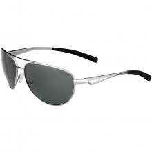 Bolle Columbus Sunglasses Polarized Axis Oleo AF - Shiny Silver