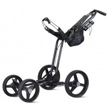 Sun Mountain 2017 Golf Micro Cart GT Trolley - Black