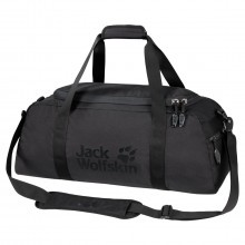 Jack Wolfskin 2018 Action Bag 35 Holdall - Black