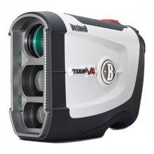 Bushnell Golf 2017 Tour V4 Jolt Laser Rangefinder - White