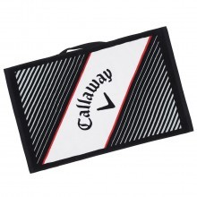 "Callaway Golf Cotton Cart Towel 16""x24"" - White"