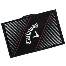 "Callaway Golf Cotton Tour Towel 20""x30"" - Black"