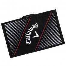 "Callaway Golf 2017 Cotton Tour Towel 20""x30"" - Black"