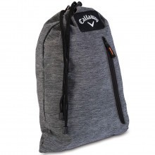 Callaway Golf Clubhouse Draw String Golf Shoe Bag 5916105 - Charcoal