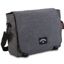 Callaway Golf Clubhouse Messenger Shoulder Laptop Bag 5916107 - Charcoal