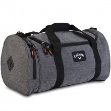 Callaway Golf Clubhouse Small Duffle Holdall Duffel Bag 5916109 - Charcoal