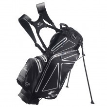 Cobra Golf 2017 8-Way Dry Tech Stand Carry StormCELL Bag - Black