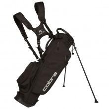 Cobra Golf 2017 Megalite Stand Carry Bag - Black