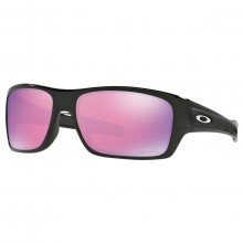 Oakley Sport Turbine Sunglasses - Polished Black/Prizm Golf