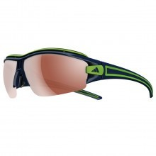 Adidas Eyewear Evil Eye Pro L Sunglasses - Sinny Ink/Green