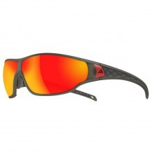 Adidas Eyewear Tycane Sports Sunglasses - 40% OFF RRP - Umber Matt Translucent