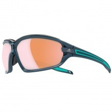 Adidas Evil Eye Evo Pro Sunglasses - Blue Shiny/Mint/LST Bright
