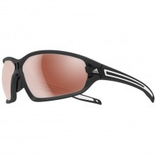 Adidas Evil Eye Evo Sunglasses - Black Matt/White/Brown