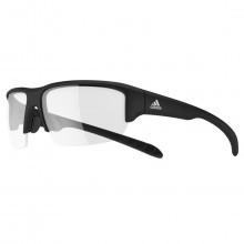 Adidas Eyewear Kumacross Halfrim Sunglasses - 32% OFF RRP - Black Matte