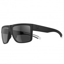Adidas 3Matic Sunglasses - Black Matt - Grey Lenses