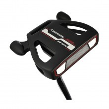 Ray Cook Mens 2019 Silver Ray 500 Black Putter