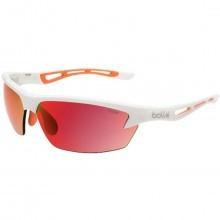 Bolle Bolt Sunglasses TNS Fire Oleo AF - Shiny White