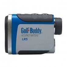 GolfBuddy 2017 LR5 Compact Laser Rangefinder - Grey/Blue