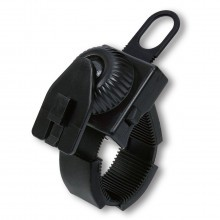 GolfBuddy GPS Unit Universal Clip Cart Mount - Black
