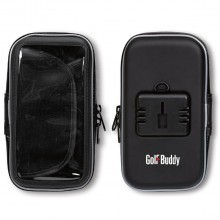 GolfBuddy Weather Resistant Cart Mount for Handheld GPS - Black
