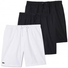 Lacoste Mens 2018 Sport Taffeta Drawstring Tennis Shorts