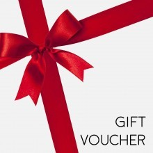 Gift Voucher - Perfect for Christmas & Birthday Presents - £10 to £300