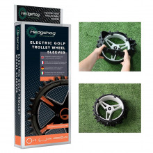 Hedgehog Electrical Golf Trolley Spiked Wheel Sleeves