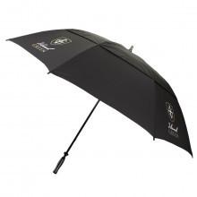 Island Green Double Layer Canopy Fibre Glass Golf Umbrella