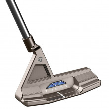 Taylormade Mens Truss TB1 Heel RH Golf Putter
