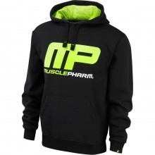 MusclePharm Mens MP Hoody Pullover